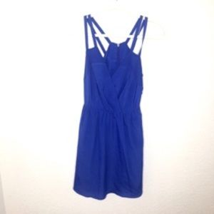 BCBGeneration Blue Mini Dress. Size 0